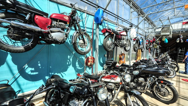 The Greenhouse Moto Cafe opened in Mills River March 15.