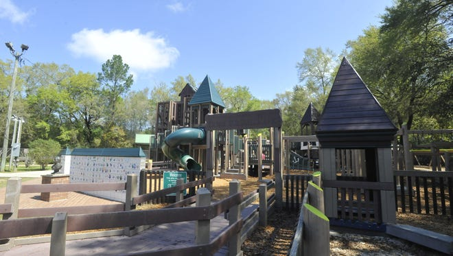 A splash pad was the top choice among 12 potential features to add at Benny Russell Park according to community input from a survey and public meeting on the park's future held earlier this month. More than 200 respondents selected the splash pad as the No. 1 feature for the park's master plan being developed for Santa Rosa County.