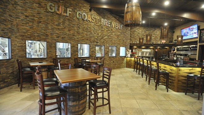 Gulf Coast Brewery is located at 500 E. Heinberg St.