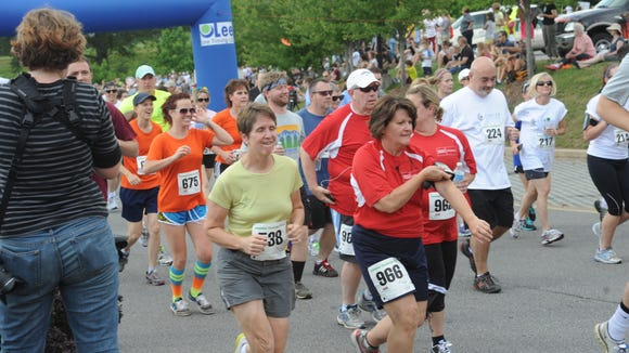 The 10th annual Asheville Chamber Challenge 5K presented by Mission Health will be June 3 in Montford.