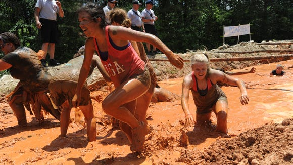 The fifth annual Mad Mountain Mud Run will be June 4 in Hendersonville