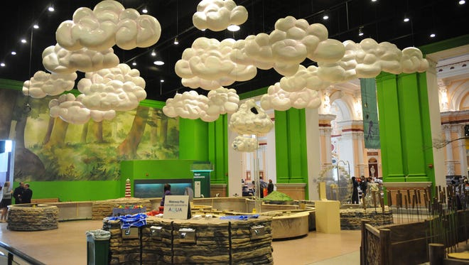 Philadelphia's Please Touch Museum offers low-sensory opportunities for young guests.