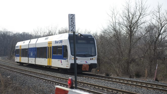 Audio and video recording have been in use on New Jersey Transit's River Line between Trenton and Camden, and the agency had said it was planning to use the system on light rail trains in Newark and in Hudson County. But it said Wednesday it was removing the audio recording feature from light rail cars.