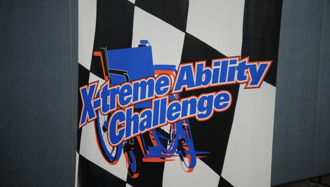 The logo for the X-Treme Ability Challenge. The event will be on Aug. 20. Sign up at the High Sierra Industries website.