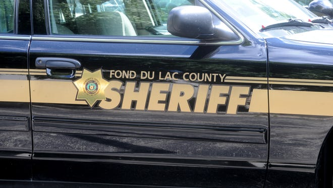Fond du Lac County Sheriff's squad.