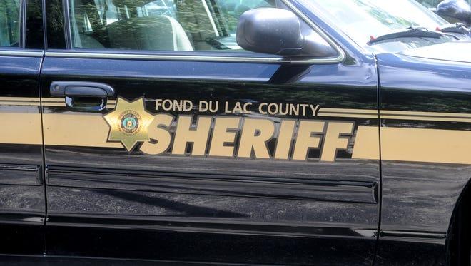 Fond du Lac County Sheriff's squad.