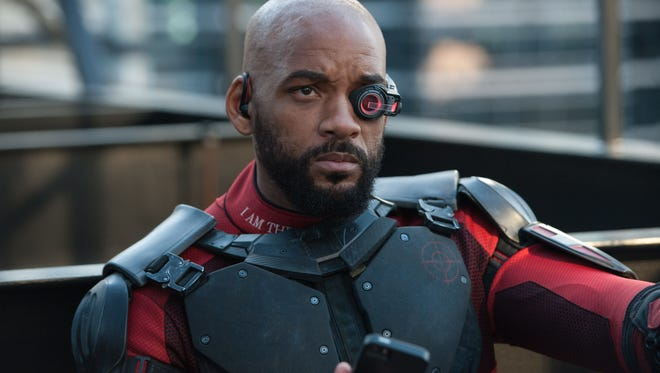Will Smith's Deadshot is influenced by his Southern Baptist upbringing in 'Suicide Squad.'