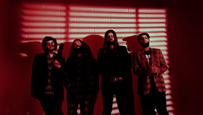 Uncle Acid & the Deadbeats, playing at the Orange Peel Sept. 6, is inspired by old-school horror flicks from the '60s and '70s.
