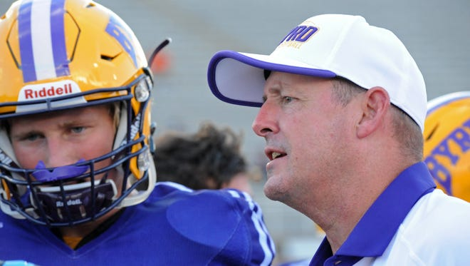 Byrd and head coach Mike Suggs hope to rebound from a trying 2016 season.