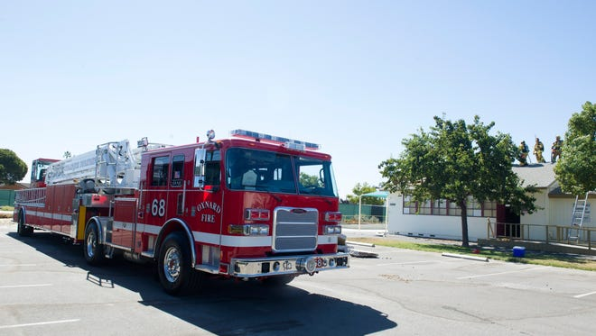 Oxnard Fire Department