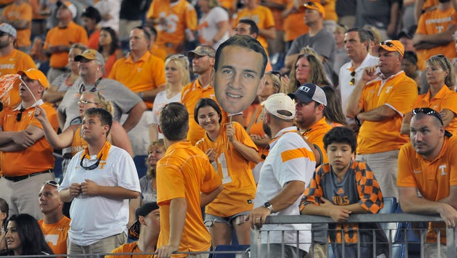 The less orange on MTSU's campus, the better as far as fans and players are concerned.