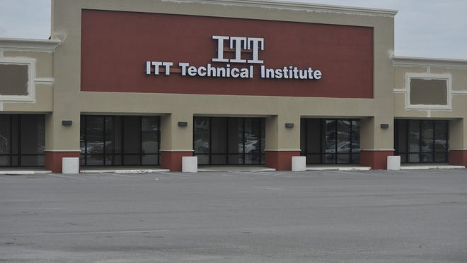 ITT Technical Institute in Pensacola was one of approximately 130 campuses to close its doors Tuesday.