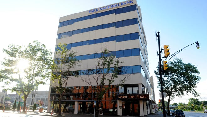 North Third Tower, new home to Park National Bank.