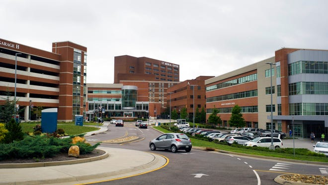 The University of Tennessee Medical Center scored an A grade for the second year running on Leapfrog's biannual hospital safety report.