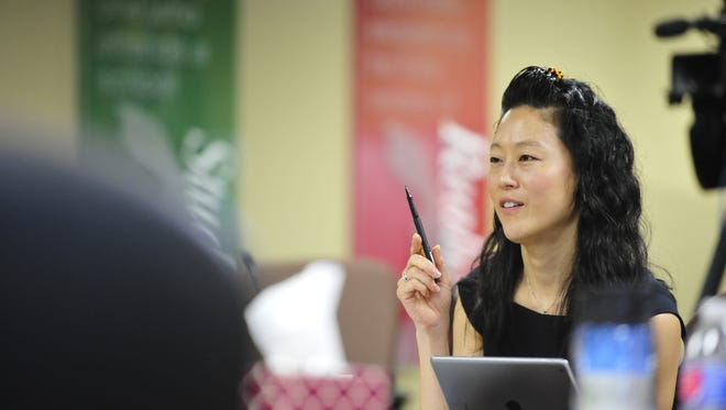 Elissa Kim, a former Nashville school board member, has been appointed to the Tennessee State Board of Education.