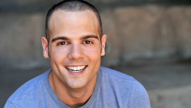 "Freehold Borough native Anthony Marone is featured in ""Rudolph The Red-Nosed Reindeer: The Musical"" at Madison Square Garden."