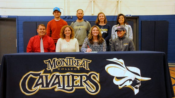 Former Owen volleyball standout Emily Price has signed to play for Montreat.