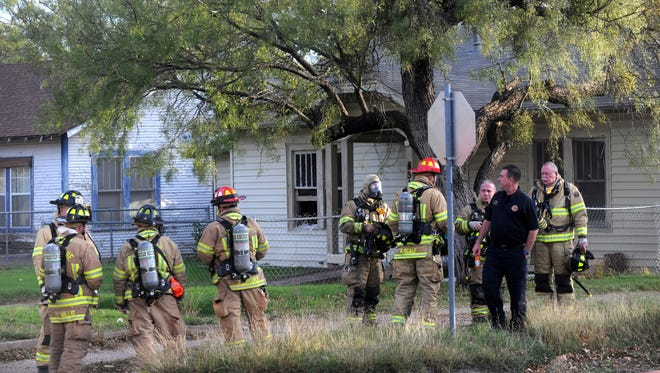 No injuries were reported Tuesday morning in a fire in a duplex in the 800 block of Beech Street, according to the Abilene Fire Department. The blaze, reported shortly before 8 a.m., was limited to one apartment and was extinguished quickly, officials said. Damage was estimated at about $15,000. Both occupants were able to escape. Fire investigators determined that the cause of the fire was a pan of hot oil left on the stove. The occupant of the second apartment was awakened by a smoke detector, officials said.