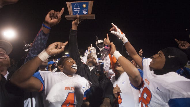 The Millville High School football team defeated Toms River North in the South Jersey Group 5 championship 22-16  at Rowan University on Saturday.