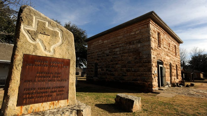 The ownership of the Buffalo Gap Historic Village property was transferred to Taylor County on Tuesday, Jan. 10, 2017.
