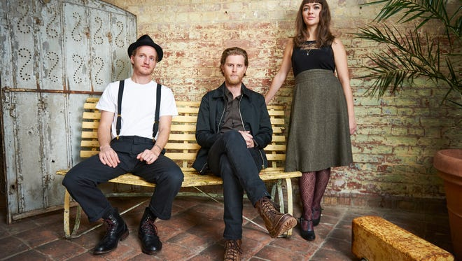 The Lumineers play at U.S. Bank Arena on Tuesday