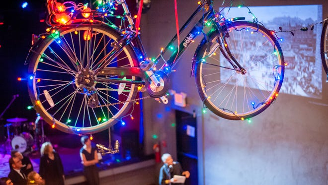 Check out state-of-the-art bike gear and win raffle prizes on Feb. 18 at Asheville on Bikes' annual extravaganza.