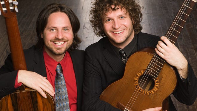 Jacob Cordover and Rupert Boyd will perform March 12 in Port Clinton.