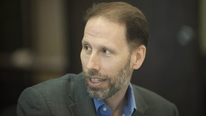 Dr. Jeffrey Brenner, director of Camden Coalition of Health Care Providers, said a federal grant will help the collaborative continue its work to help the city's most vulnerable residents.