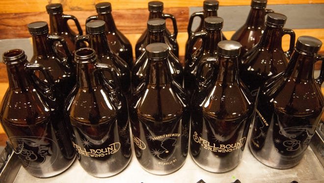 Spellbound Brewing in Mount Holly is celebrating turning 4.