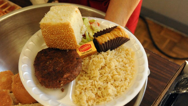 The St. Mary Armenian Church of Yettem's annual Armenian Food Festival is May 18.