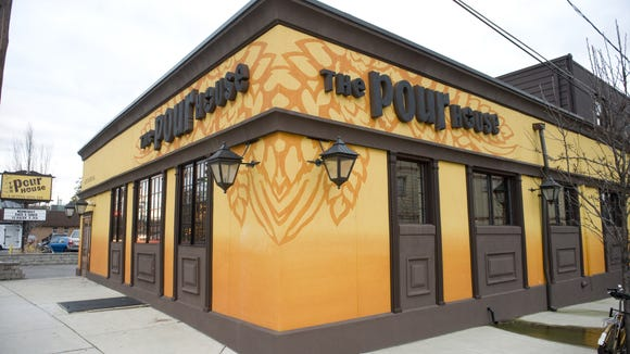 The Pour House will host at least one more pop-up event in Haddon Square, with a beer garden, games, food and more. ​