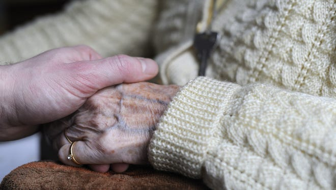 Most adults with Alzheimer's are 65 years or older.