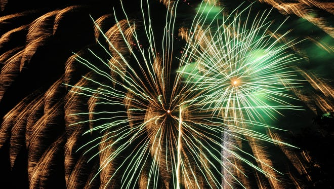 """Professional fireworks will return to the skies over Canton Township as part of the municipality's inaugural """"Picnic in the Park""""."""