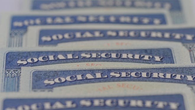 Benefits are always paid the following month for all types of Social Security benefits including retirement, disability and survivors.