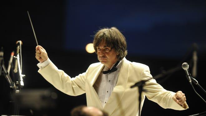 The Acadiana Symphony Orchestra, led by maestro Mariusz Smolij, opens its 33rd season Sept. 28.