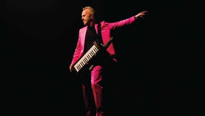 Howard Jones has upcoming performances in New Brunswick and Atlantic City.