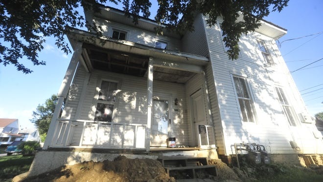 The home at 342 Wiley Street must be torn down within 30 days.