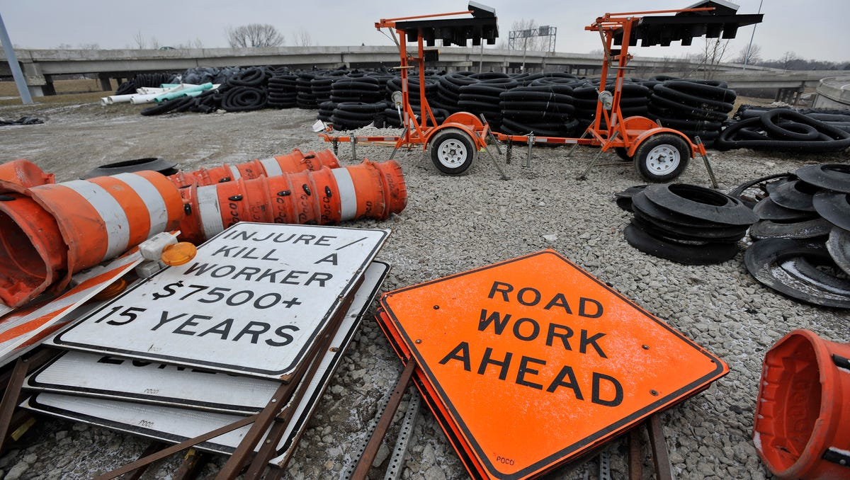 MDOT suspends some road projects during Memorial Day weekend 1