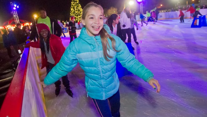 Winterfest returns to Cooper River Park this weekend.