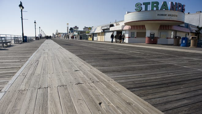 Ocean City's Boardwalk will be filled with crafters, food vendors, musicians and more as the Fall Block Party returns this weekend.