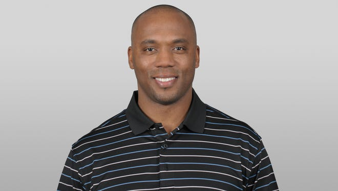 Louis Riddick, pictured in 2009.