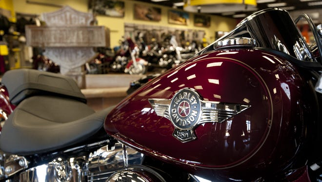Harley-Davidson is recalling roughly 175,000 motorcycles across the nation.