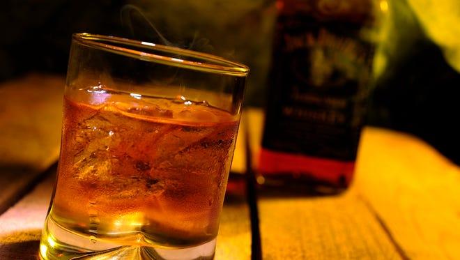 Liquor by the drink in Nashville, Tenn. on October 3, 2012.