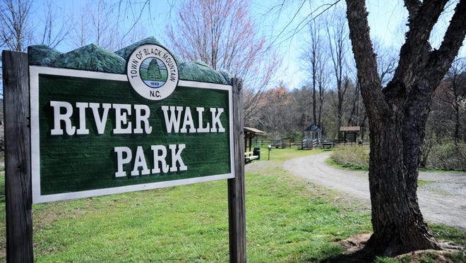 The town of Black Mountain voted in favor of renaming Riverwalk Greenway in honor of Carlos Showers.