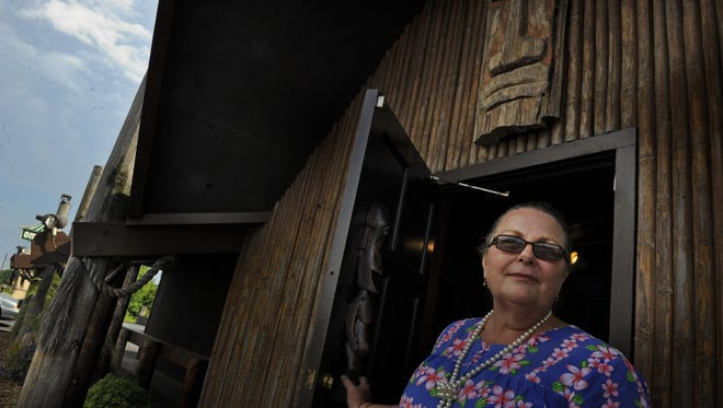 Omni Hut restaurant owner Polly Walls-Balakhani grew up in the business and took it over from her father, who started the restaurant in 1960.