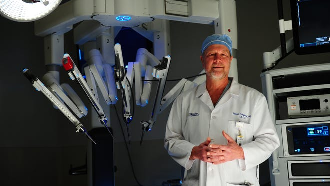 These milestones are possible because of a team of highly-qualified surgeons, and investments in leading robotic technology backed by a team committed to providing excellent compassionate care.