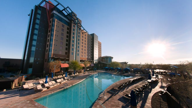 If you're looking for a fun-filled adult weekend with great dining, lively entertainment and exciting gaming, book your stay at Gila River Hotels & Casinos this summer