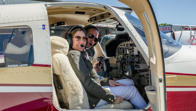 With enough experience, the couple applied to Angel Flight where they found so much joy in being able to help others in need.