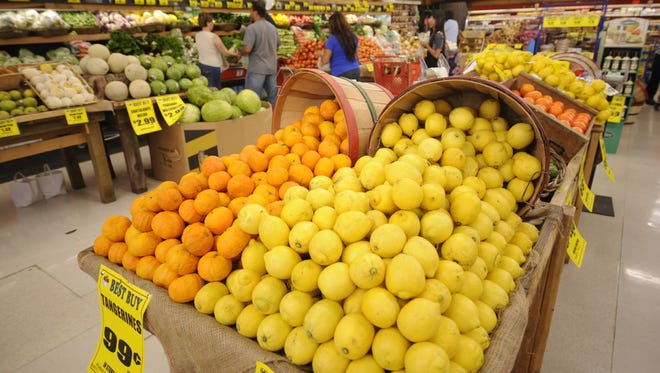 A trade deal with China may help drop citrus tariffs, but farmers won't see benefit, yet.