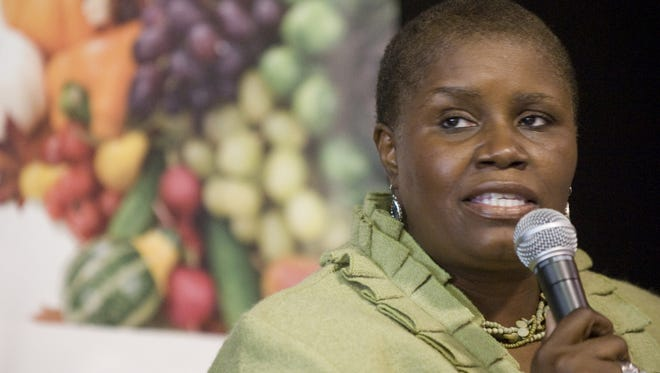 Valerie Brown Traoré has resigned as president and CEO at the Food Bank of South Jersey.